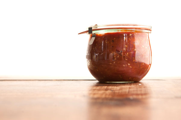 tomato recipe LifeWise Kitchen Tomato Jam