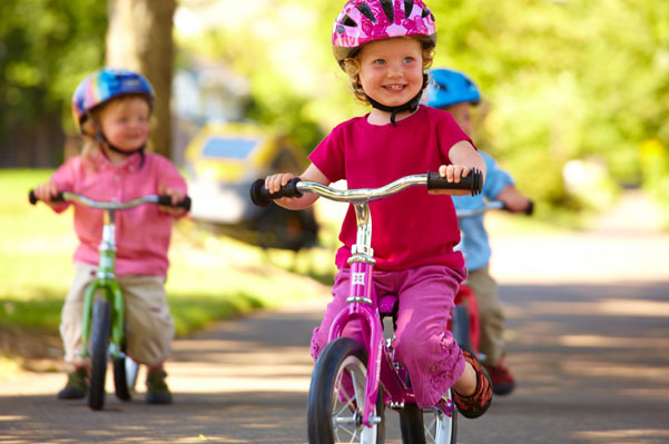 Kidical Mass Family Biking Group