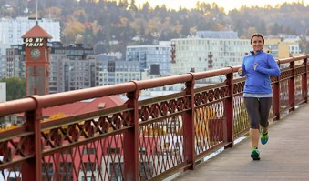 workout in Portland