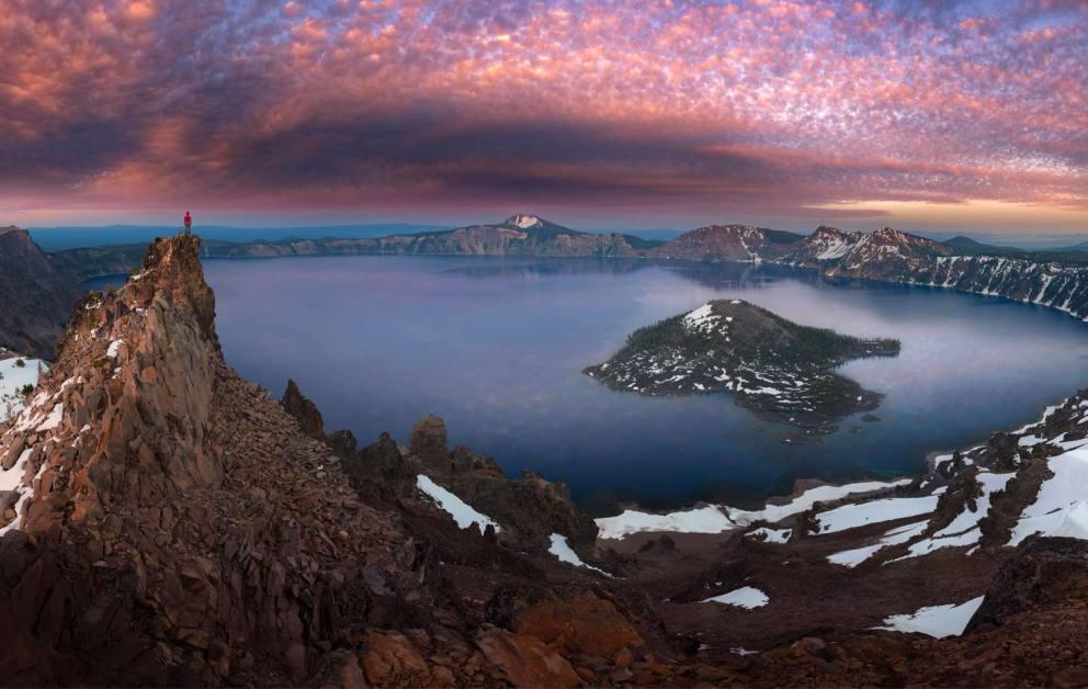 northwest lake hikes