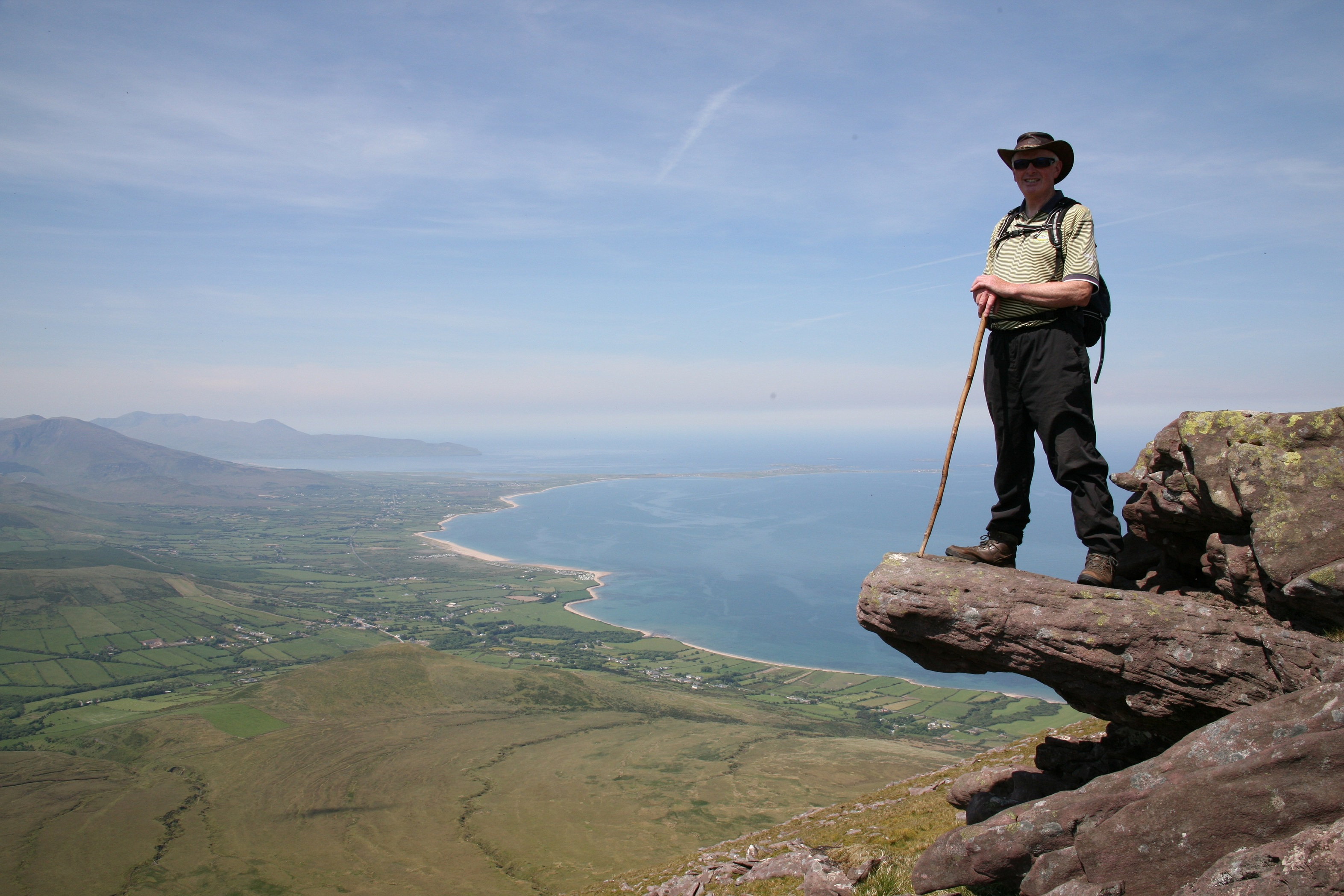 chair cover hire kerry office with massage dingle way walking route map guide ireland activeme ie mtns june 2009 041 copy