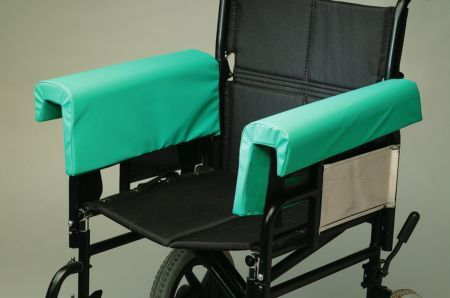 Wheelchair Arm Rest Pads For Added Wheelchair Comfort