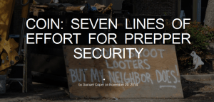 COIN- Seven Lines of Effort for Prepper Security - Forward Observer Magazine 2014-11-20 22-54-55