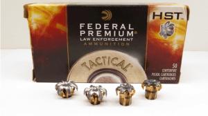 Pocket Guns and Gear- Federal Premium 9mm +P 147 Grain HST Tactical Ammunition Test 2014-12-17 10-08-24