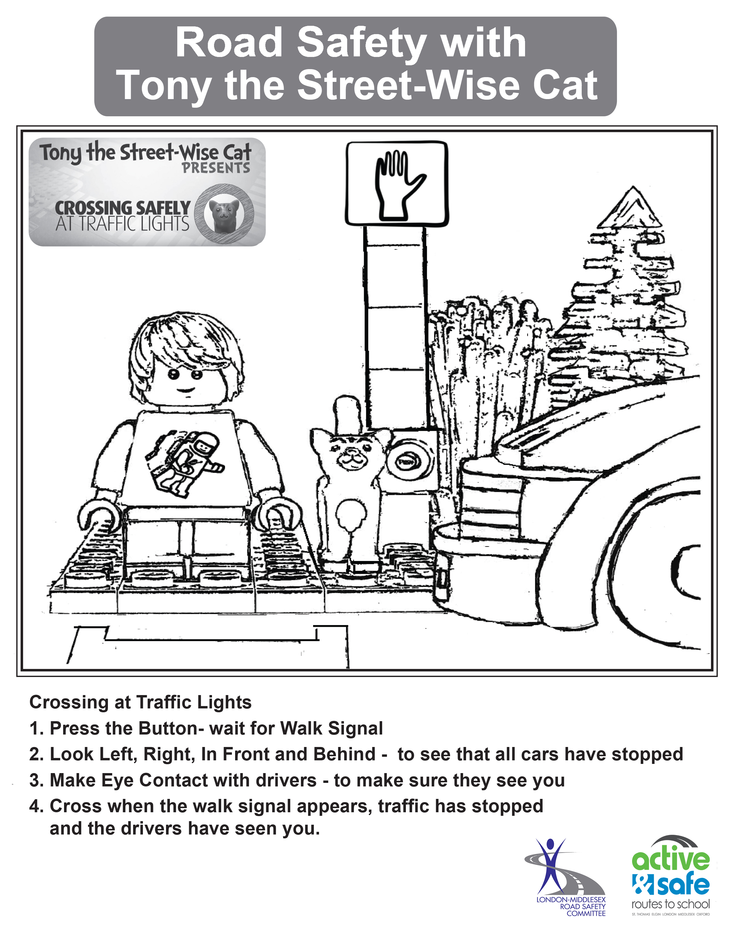 Pedestrian Crossovers Pxo Asrts