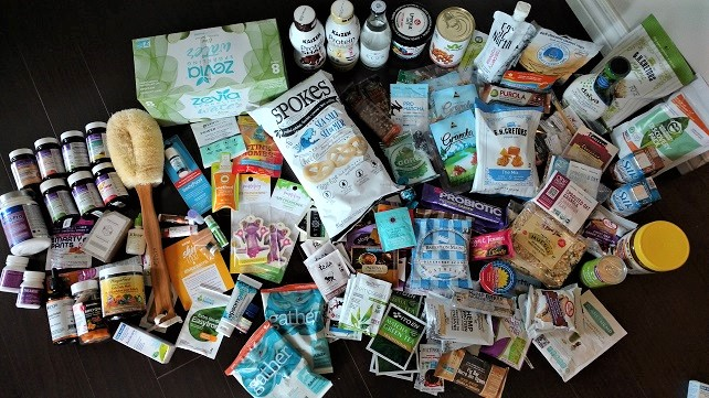CHFA health show 2017 natural health product trends