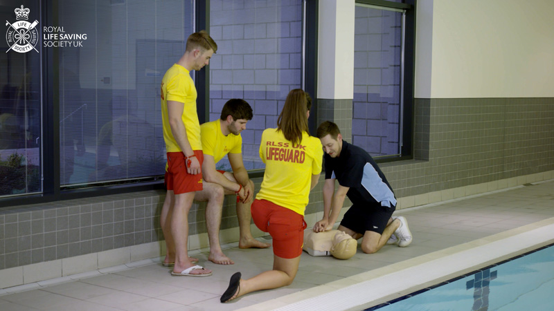 A Proper Job! – Becoming A Pool Lifeguard