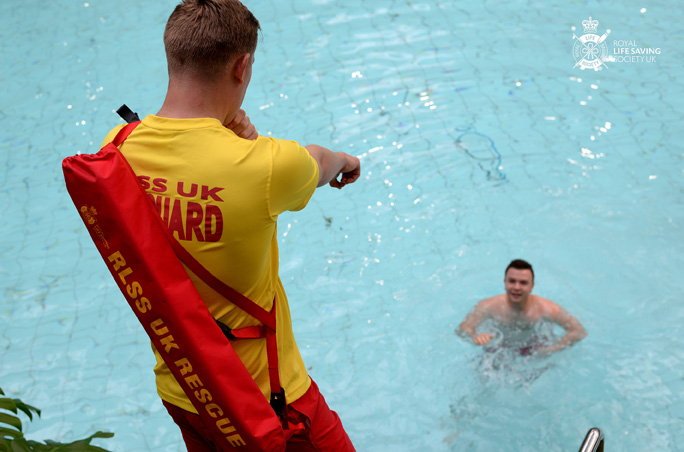 RLSS UK National Pool Lifeguard Qualification – Edge Hill University , Ormskirk
