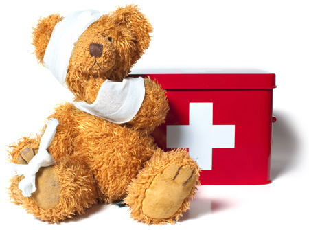 Level 3 Award Emergency Paediatric First Aid (RQF)