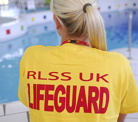 RLSS UK National Pool Lifeguard Qualification -Pontins Pakefield Holiday Park