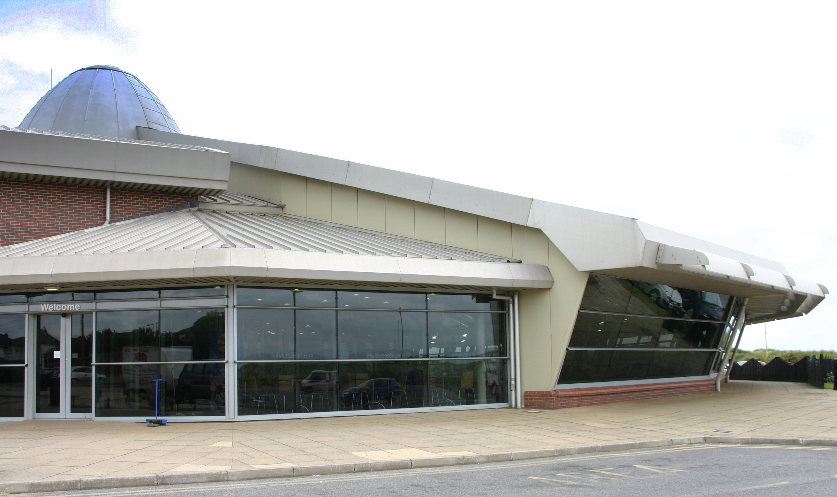 Crosby Leisure Centre, Liverpool, Merseyside