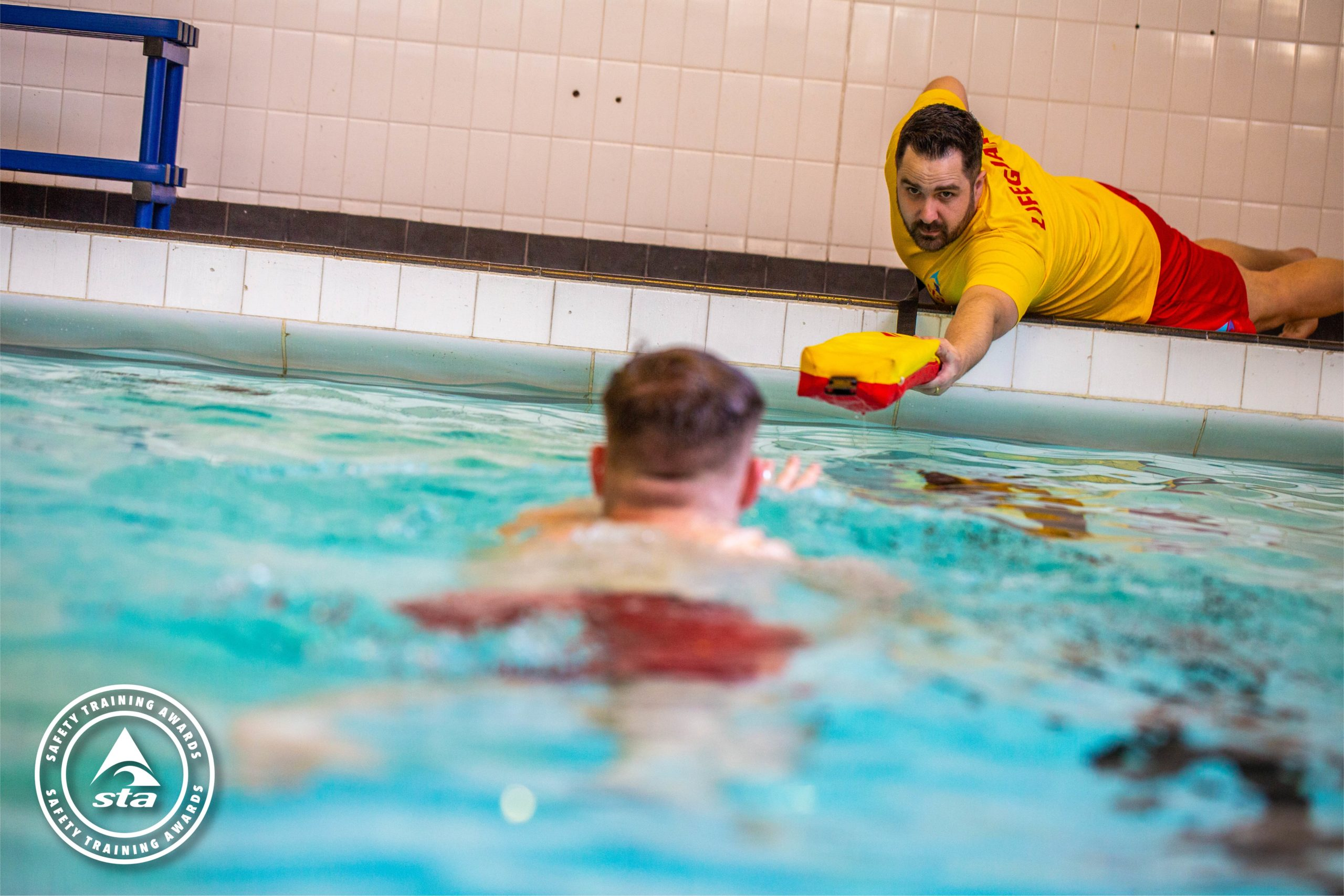 STA Level 2 Award  Pool Emergency Responder Training