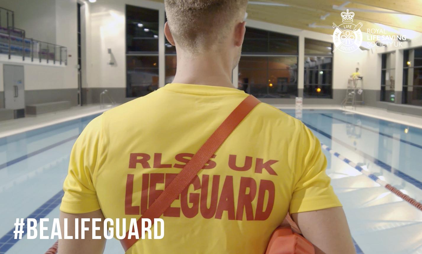 Social Distanced RLSS UK National Pool Lifeguard Qualification – Park Pool, Ormskirk, Lancashire – August 2020