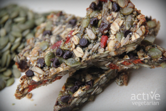 Super Food Granola Bar