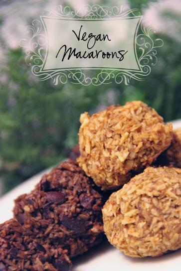 VeganMacaroons