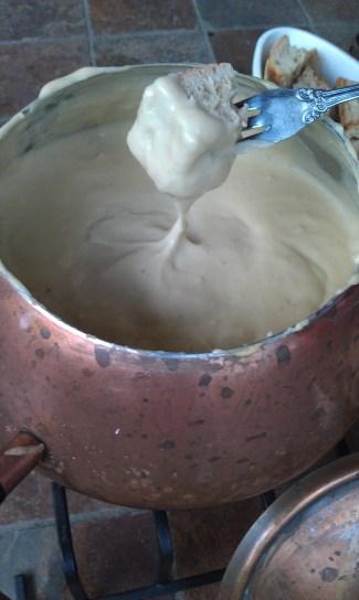 fondue  vegan