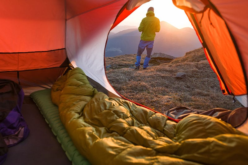 Camp Comfortably: Best Sleeping Pads For Side Sleepers ...