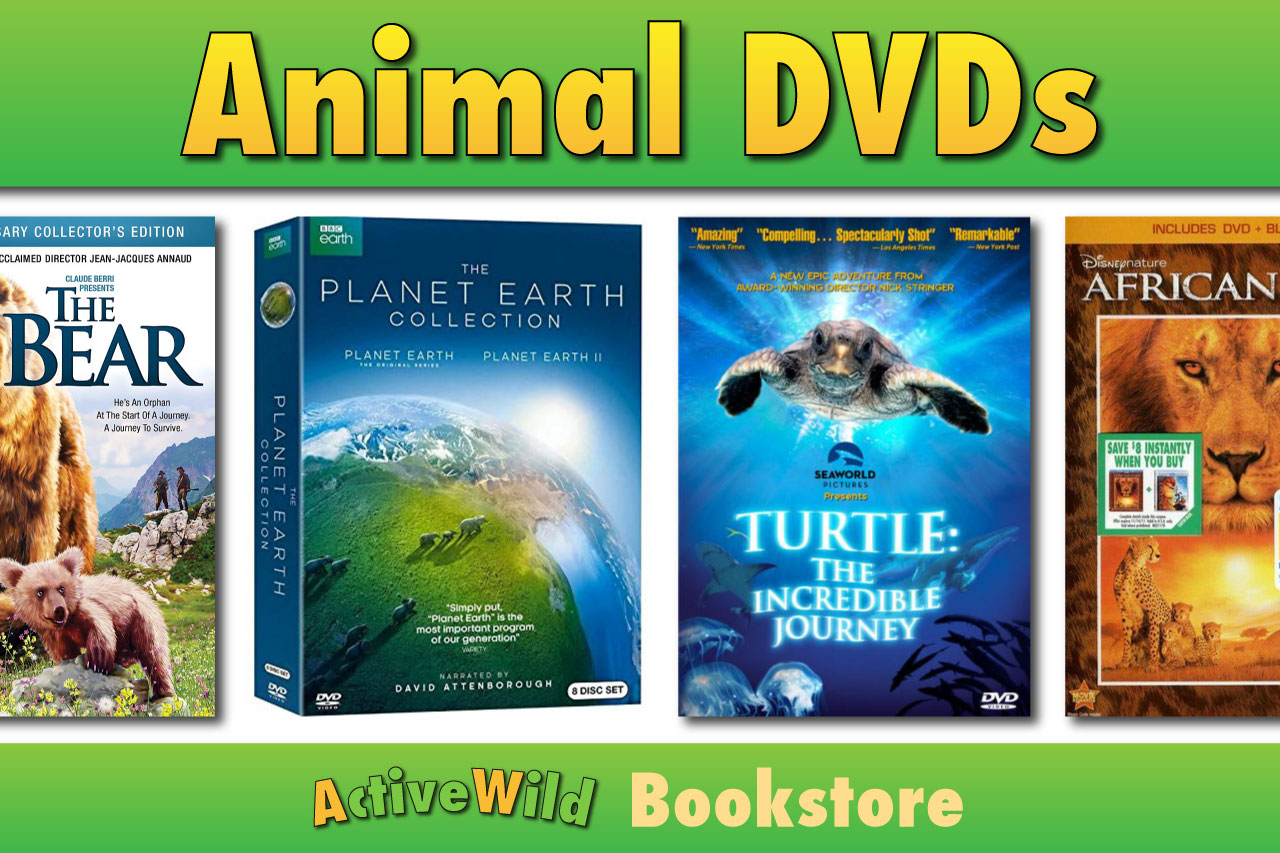 Animal Dvds Amp Blu Ray Documentaries About Animals For