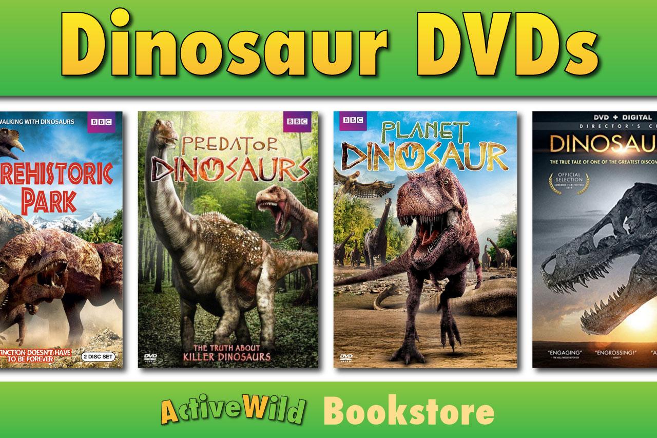 Dinosaur Dvds Documentary Amp Educational Dvds On Dinosaurs