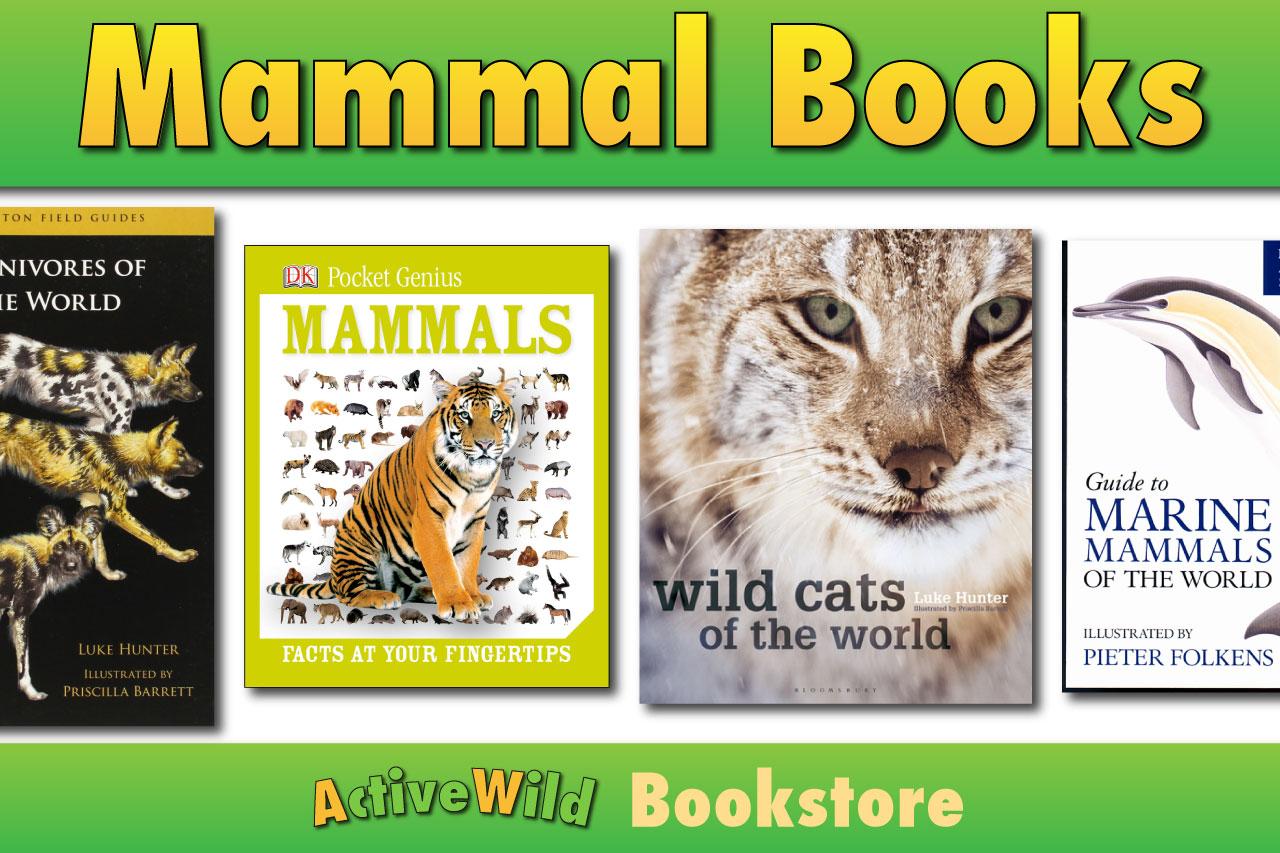 Mammal Books