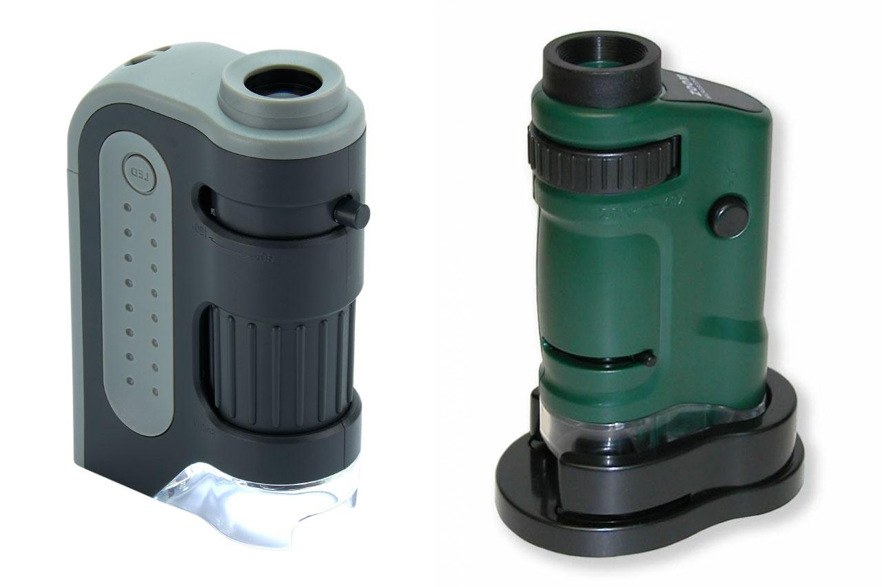 Carson Microbrite Pocket Microscope Review 20 40x Amp 60