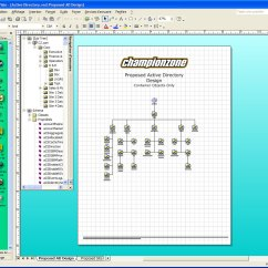 Active Directory Diagram Visio Software To Create Network Stencil 28 Images Lets Exchange