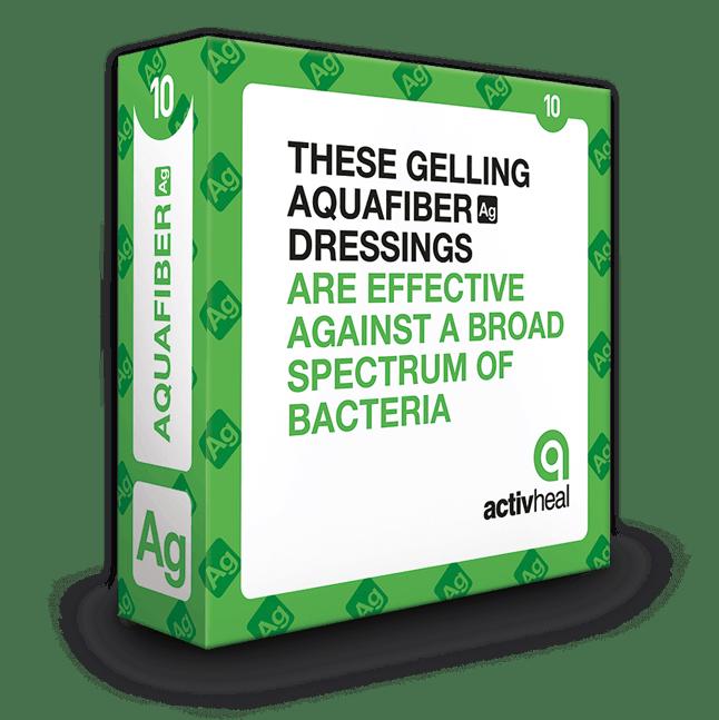 Aquafiber Ag packaging