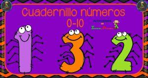 Cuadernillo para trabajar los números del 0-10