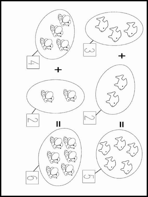 Lógico-Matemática Atividades para educação infantil 20