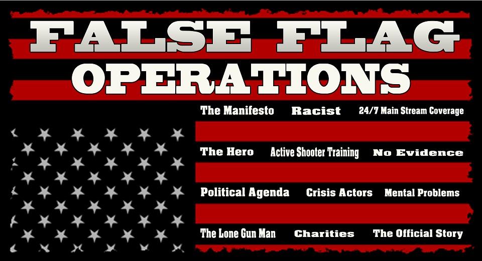 Bildergebnis für false flag bilder