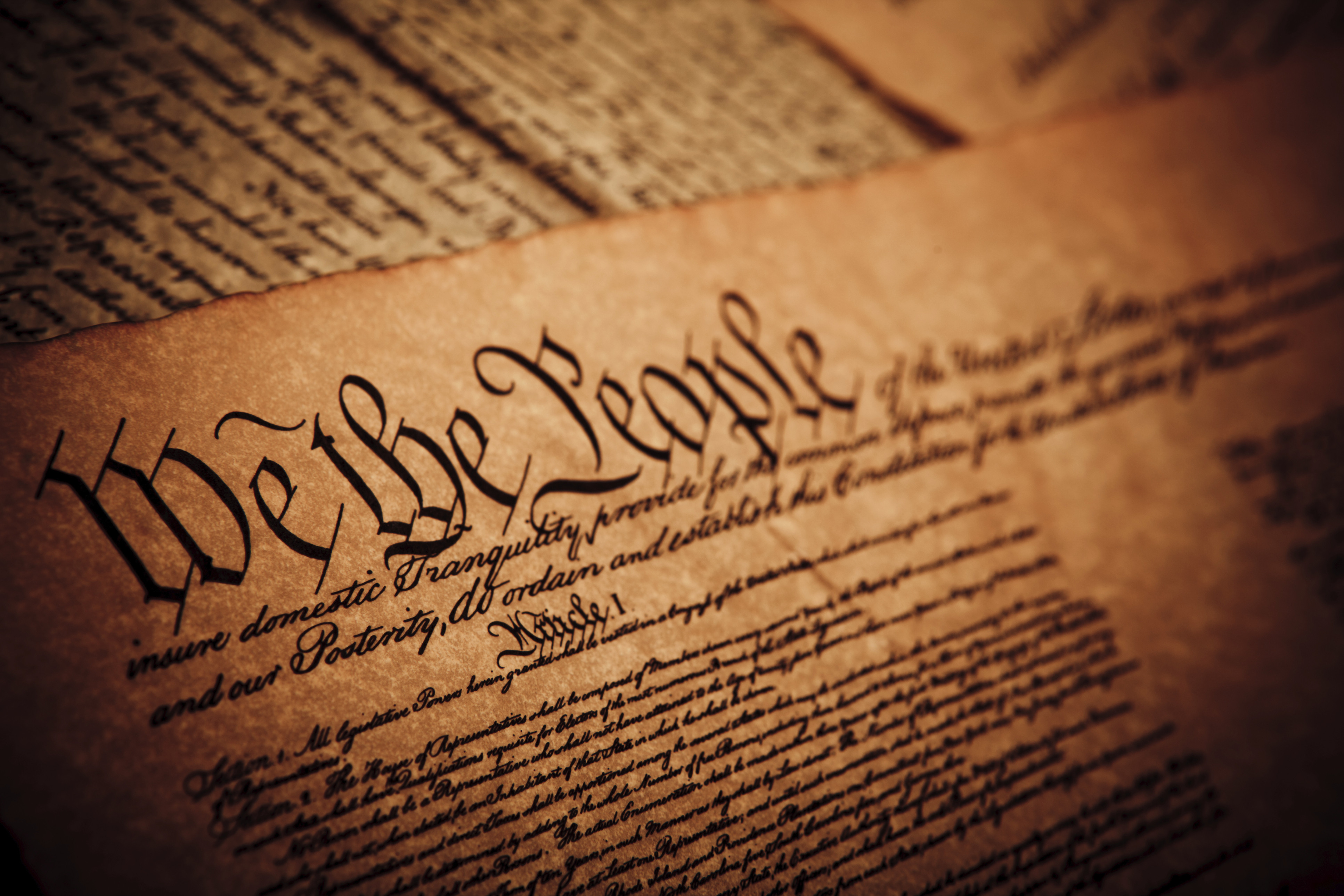 Under New Standards U S Constitution Simply Ignored