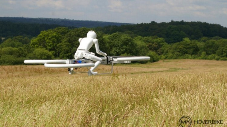 hoverbike quadcopter