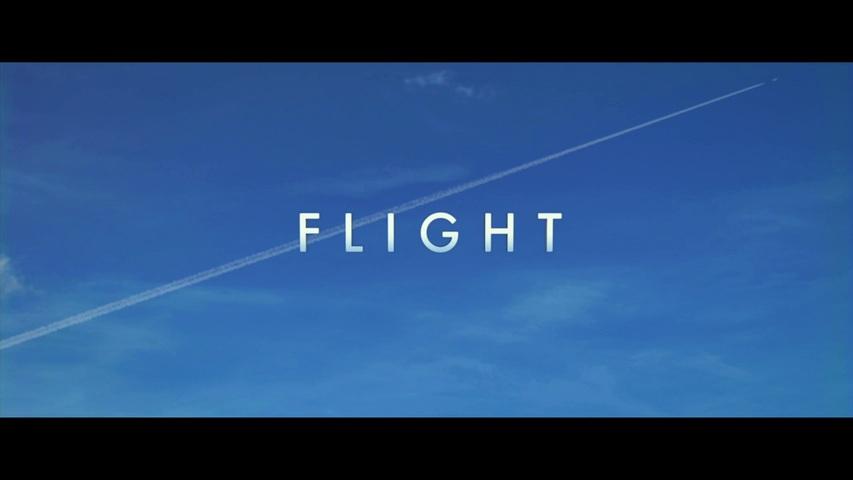 Flight movie chemtrail