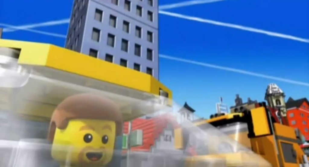 Lego game chemtrails