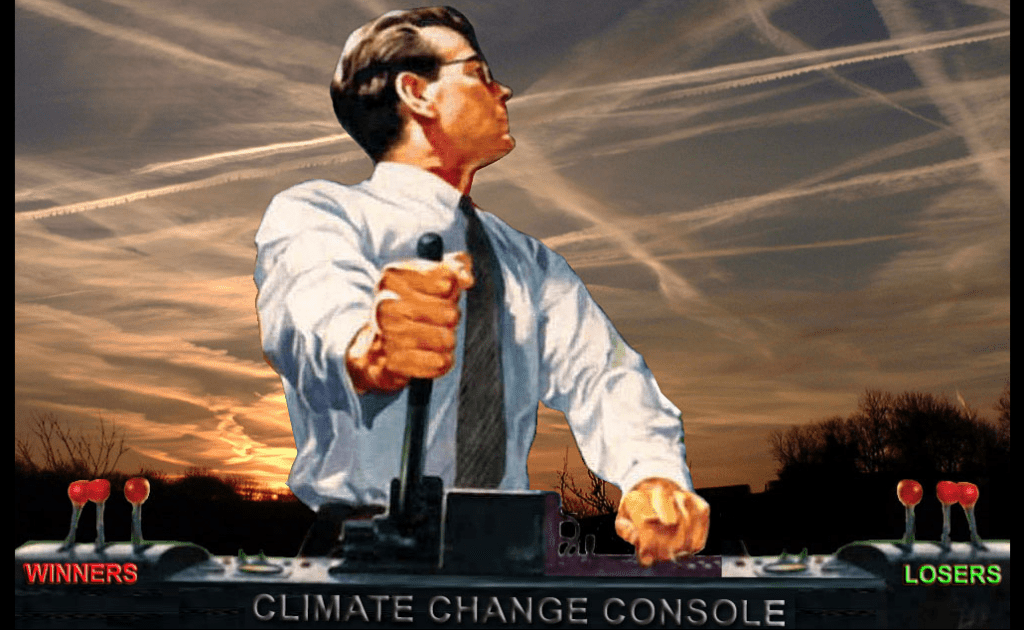 Forging Reality: The New Manhattan Chemtrail Project Information War