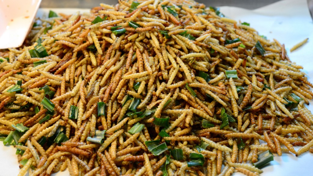 cooked-meal-worms