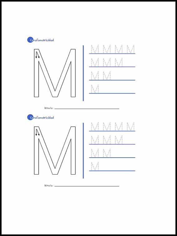 Printable Worksheets For Kids Alphabet To Learn Spanish 26