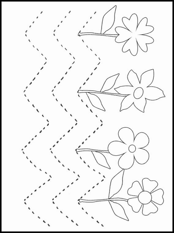 Worksheets Activities For Kids Connect The Dots And Colouring 3