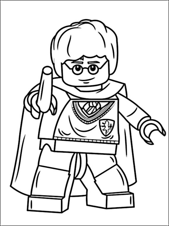 Lego Harry Potter Printables 7
