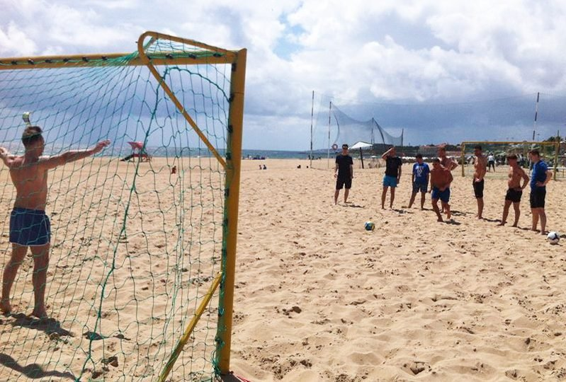 Beach-Sports-Carcavelos-Activities-In-Portugal