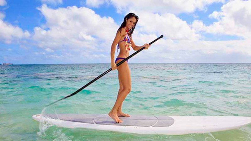 paddle board cascais
