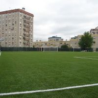 11 A Side Football Pitch