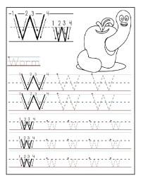 Worksheet Kindergarten Alphabet
