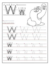 Kindergarten Alphabet Worksheet - kindergarten letters ...
