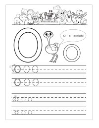 Preschool Worksheets Letter O. Preschool. Best Free