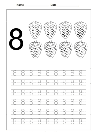 worksheet. Number Practice Worksheets. Worksheet Fun ...