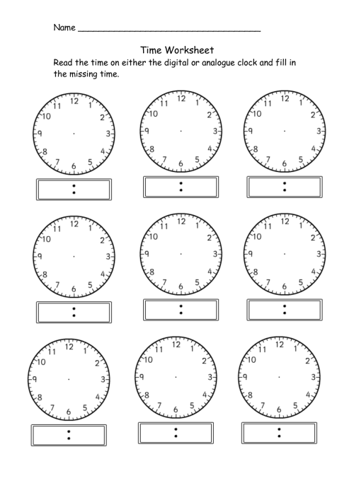 small resolution of Elapsed Time Worksheets With Answers   Printable Worksheets and Activities  for Teachers