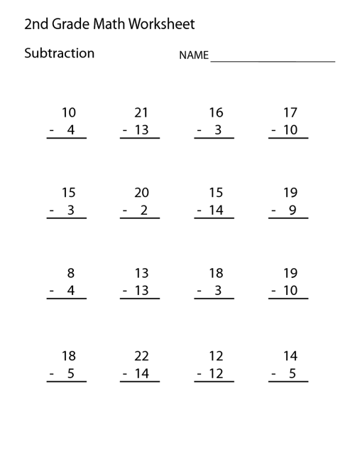 small resolution of Math Worksheets for Grade 1   Activity Shelter
