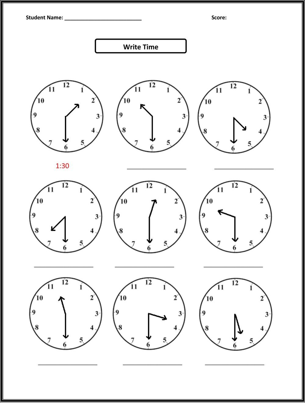 medium resolution of Easy Elapsed Time Worksheets   Activity Shelter