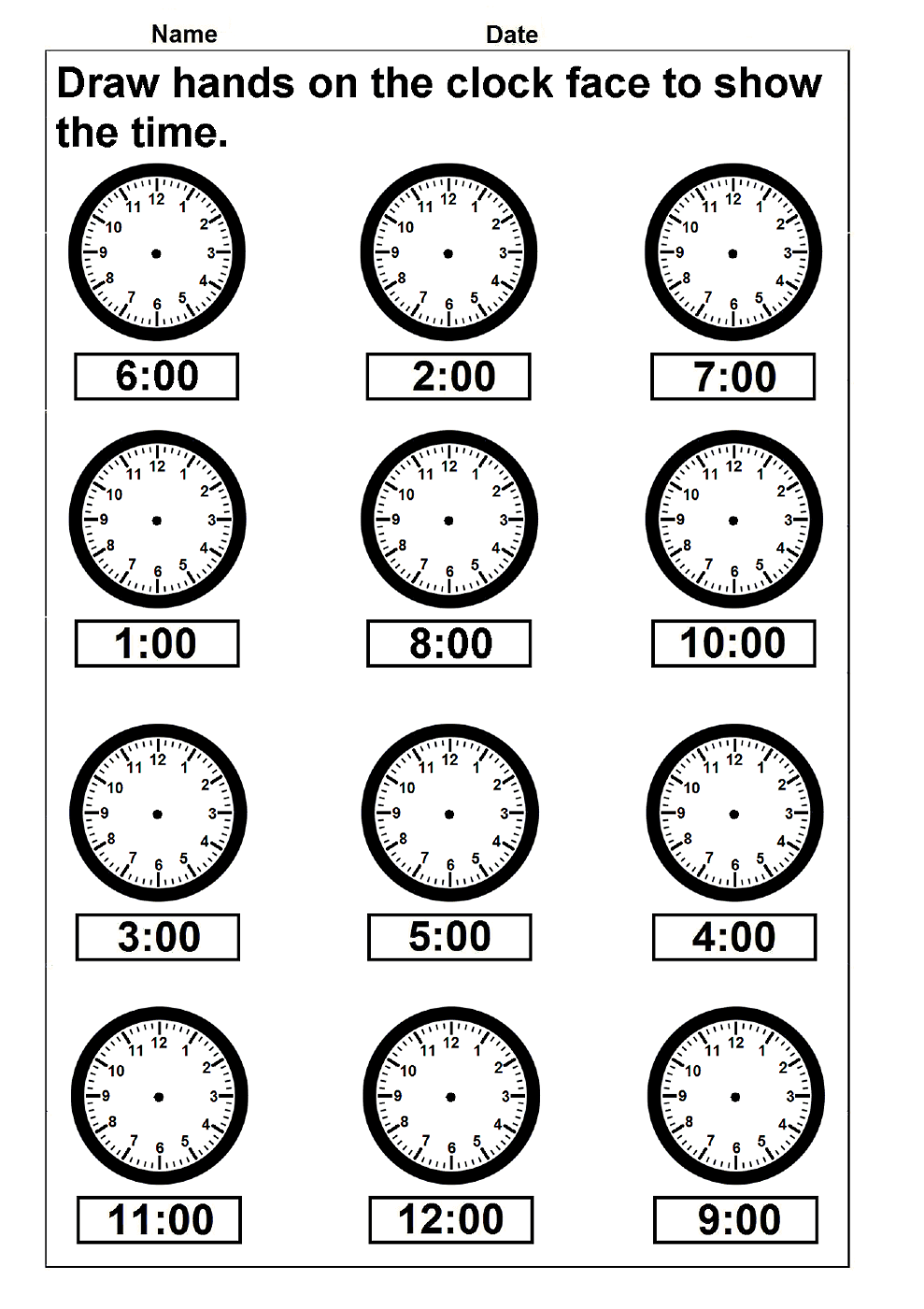 medium resolution of Printable Elapsed Time Rulers   Activity Shelter